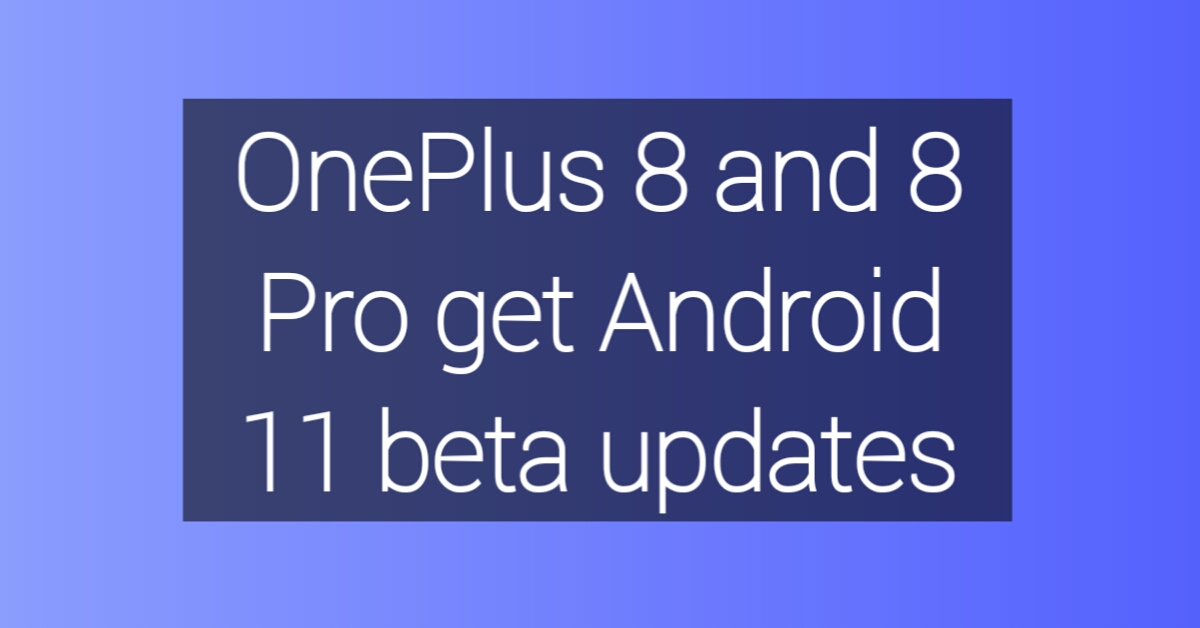 oneplus8-beta-update-thetechinsight