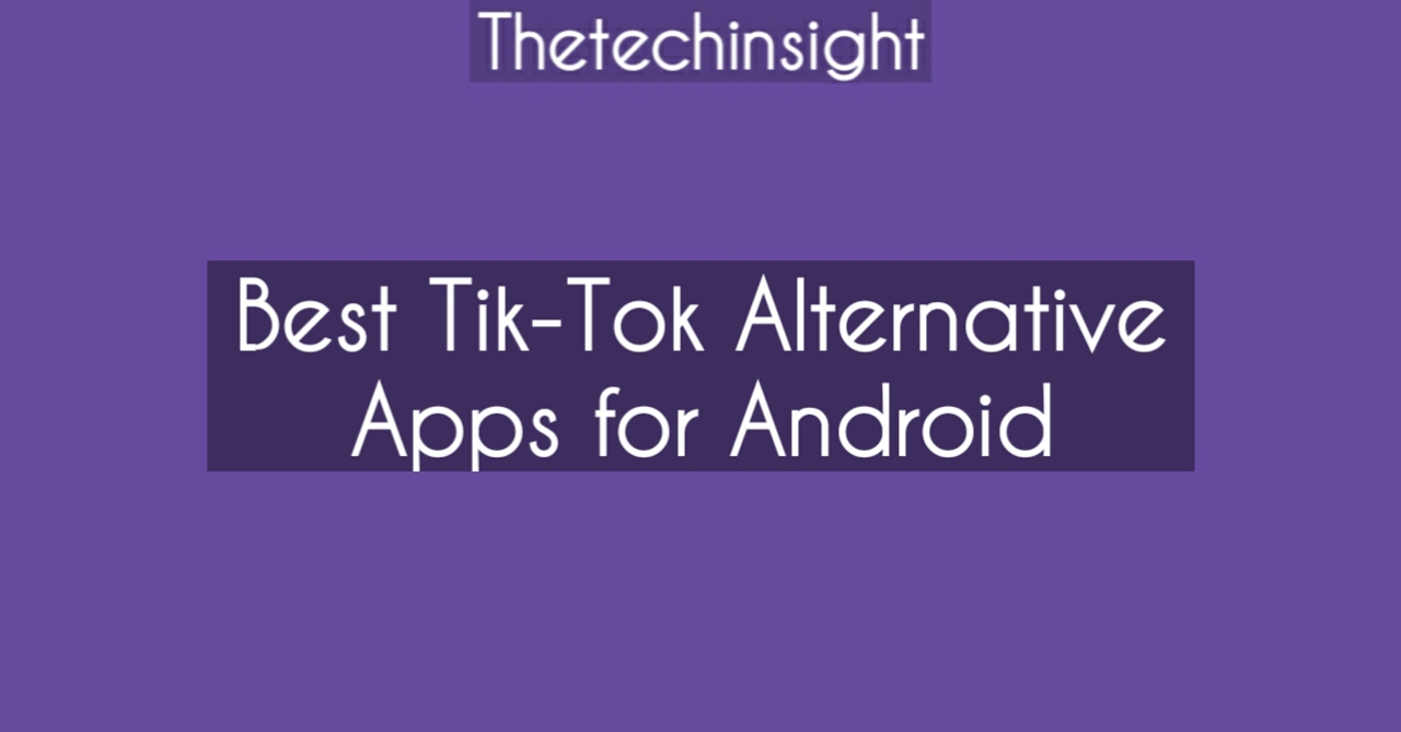 tiktok-alternative-apps-android
