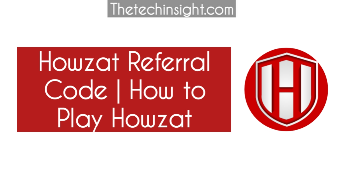 howzat-referral-code-fantasy-app