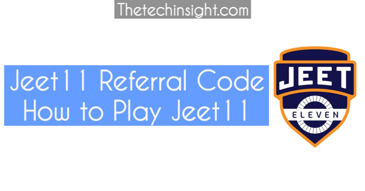 jeet11-referral-code-fantasy-app