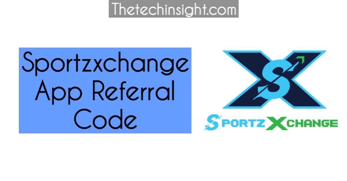 sportzxchange-app-referral-code-download-apk